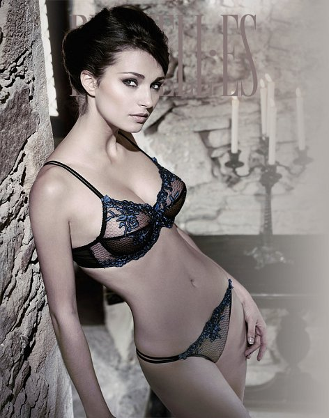 """83dd859a6 Assia Lingerie 2009-2010 collection. """""""